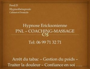 Témoignage Fred Hypnose Vaucluse Fred Hypnose Vaucluse Témoignage Formations Hypnose Institut Coaching & Inconscient
